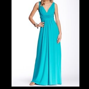 Tart Collections Maxi Dress - Emerald Green